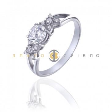 """Серебряное кольцо """"Шарм"""""""