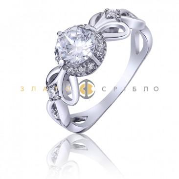 Серебряное кольцо «Лориан»