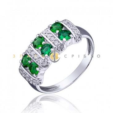 Серебряное кольцо «Клеопатра»