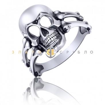 Срібний перстень «Харизма»