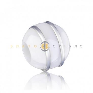 Серебряный шарм «Дижон» с керамикой