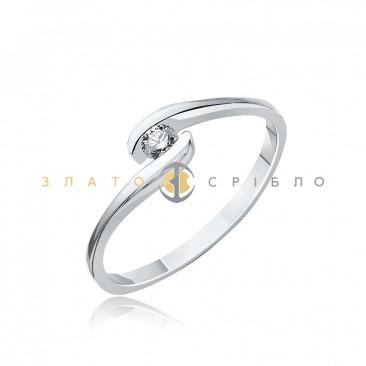 Серебряное кольцо «Калипсо»