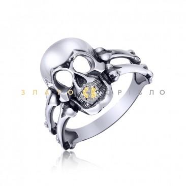 Серебряное кольцо «Харизма»