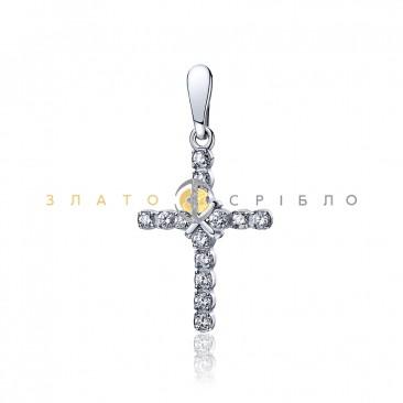 Серебряный крест «Гармония»