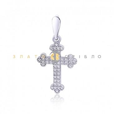 Серебряный крест «Вера»