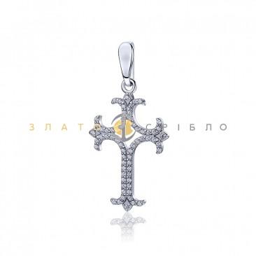 Серебряный крест «Истина»
