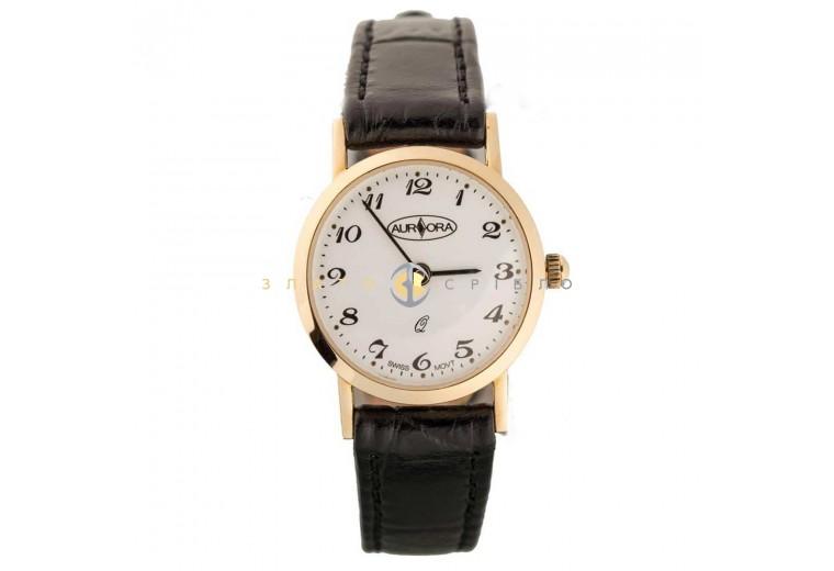 Годинник золотий