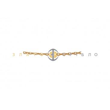 Золотая цепочка «Тироль»