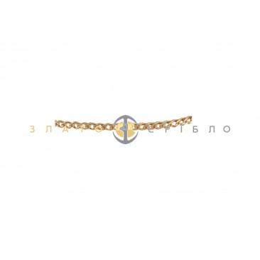 Золотой браслет «Аделина»