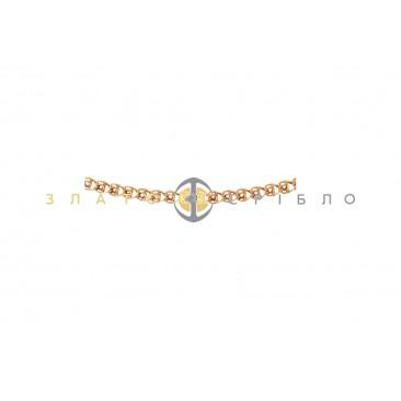 Золотой браслет «Алания»