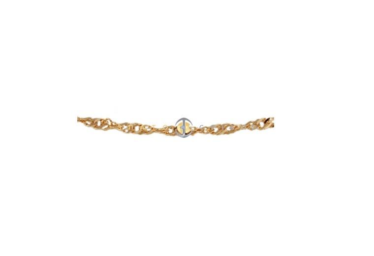 Золотая цепочка «Кларин»