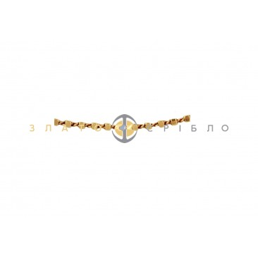 Золотая цепочка «Флер»
