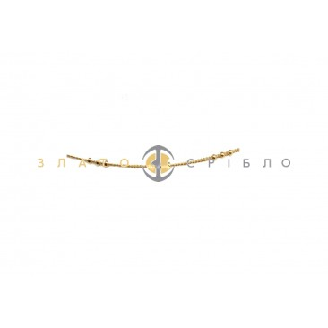 "Золотий браслет ""Сатурн панцир"""
